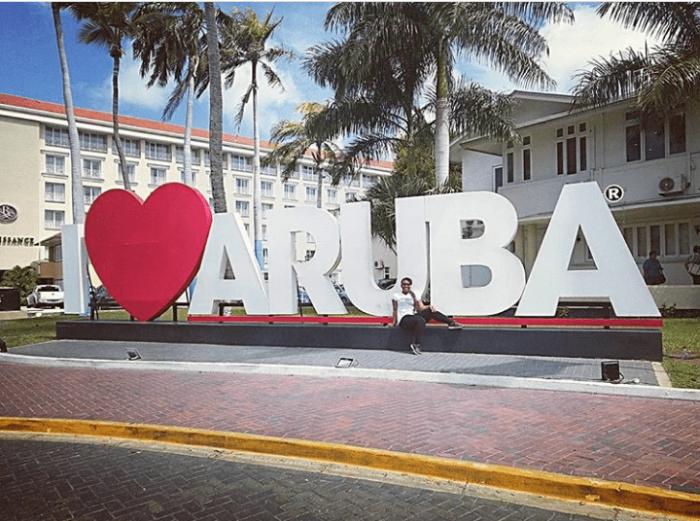 Travel Diaries with Bipolar Disorder (To Oranjestad,Aruba)