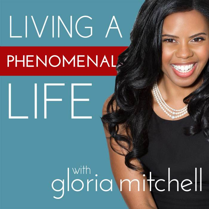 "Podcast of the Day: ""Living a Phenomenal Life"""
