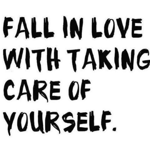 You Had Better Love Yourself… (PartOne)